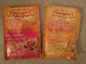 Emergen-C Samples