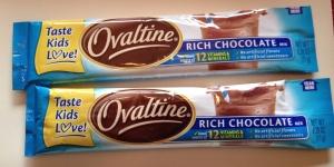 2 FREE Ovaltine Samples