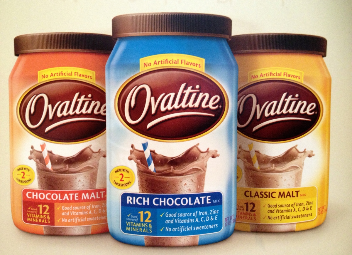 2 FREE samples of Ovaltine   Dorky's Deals
